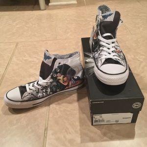 a7083e8722085a Converse Shoes - Converse Chuck Taylor AllStar DC Comics Wonder WMN